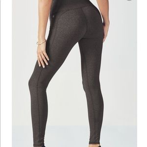 fabletics high waisted Powerhold legging